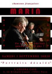 Concert à l'Angora